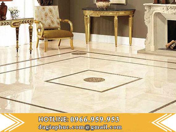 Sàn Nhà Lát Đá Marble Crema Marfil